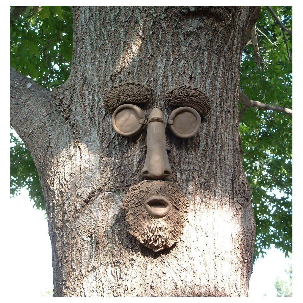 Garden Statues Home Depot: Genuine Tree Peeple ShadeMaster Tree Face-102-GTP-HD