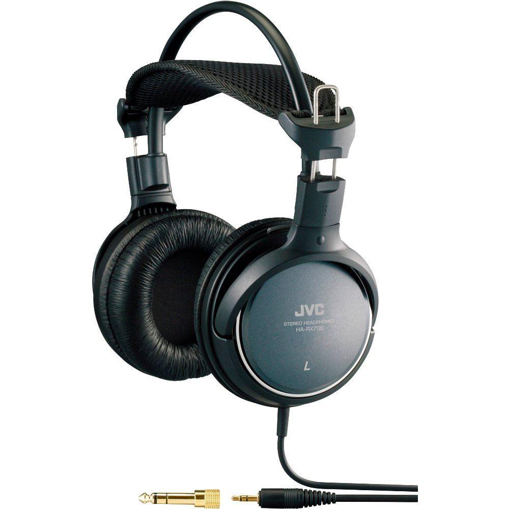 Full-Size Headphones - Black
