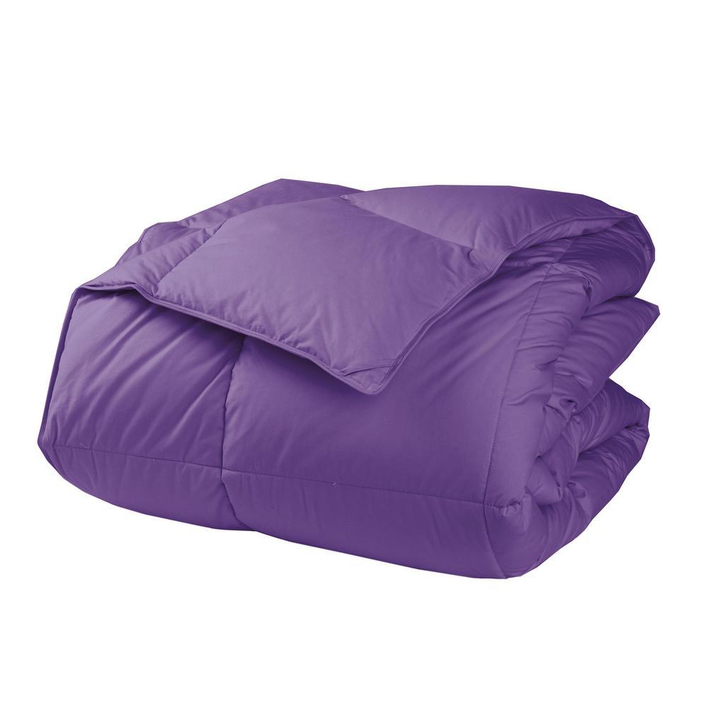 LaCrosse LoftAIRE Pansy King Medium Comforter