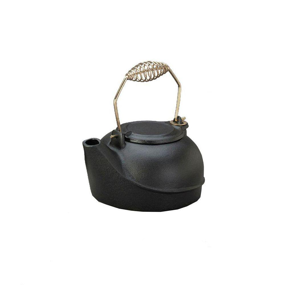HY-C 2.5 qt. Black Kettle Steamer