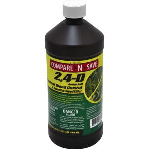 Compare N Save 32 Oz 2 4 D Broadleaf Weed Control 75311