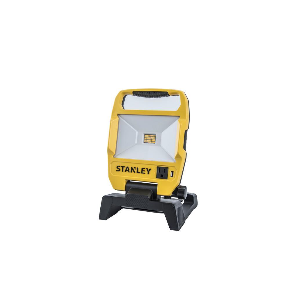 Stanley 3500 Lumens LED Portable Corded Work Light