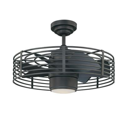 Cassiopeia 23 in. Natural Iron Indoor Ceiling Fan