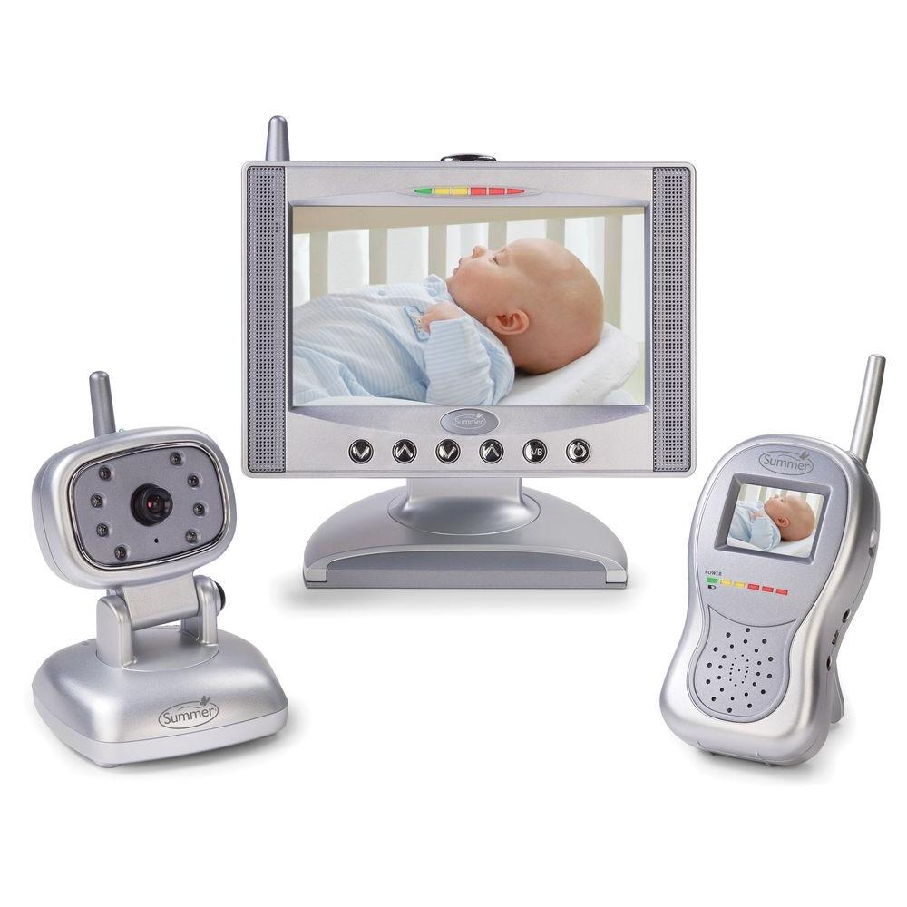 Summer Infant Complete Coverage Color Video Monitor Set-DISCONTINUED