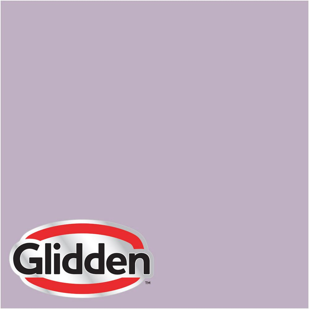 Hdgv58d Northern Light Purple Flat Interior Paint Sample