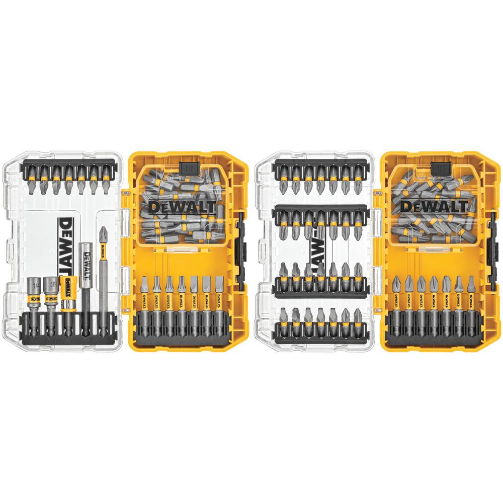 DEWALT MAXFIT Steel Screwdriving Set (105-Piece)