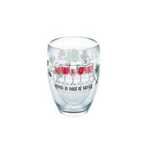 Click here to buy Tervis Women Need Sanity 9 oz. Double-Walled Tritan Stemless Wine Glass by Tervis.