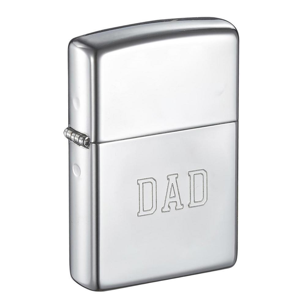 Zippo High Polish Father's Day Lighter
