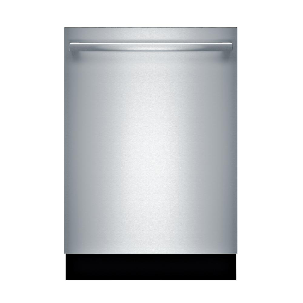 Bosch 500 Series Top Control Tall Tub Bar Handle Dishwasher in Stainless Steel with Stainless Steel Tub, AutoAir, 44dBA