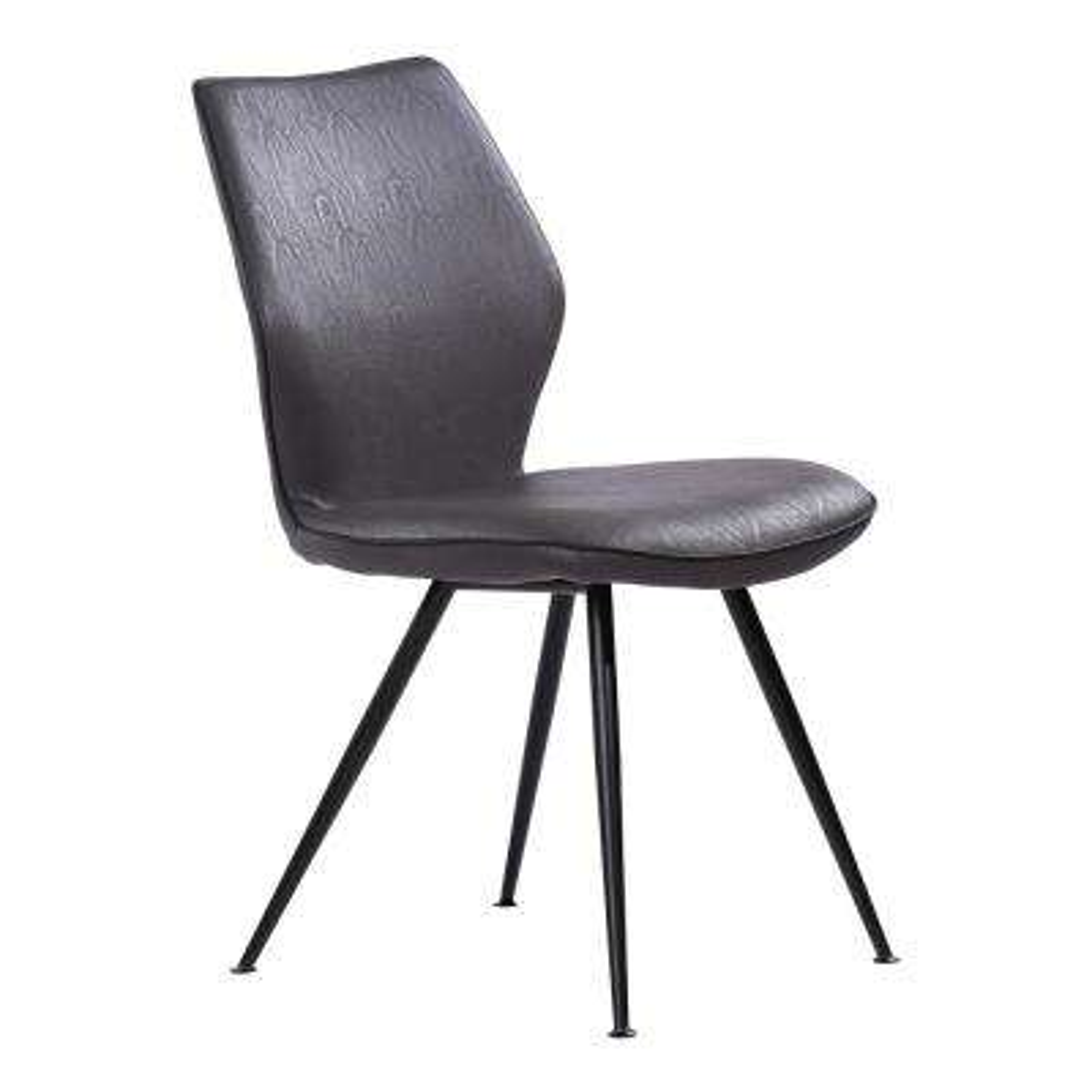 Damon Grey Dining Chair (Set of 2)