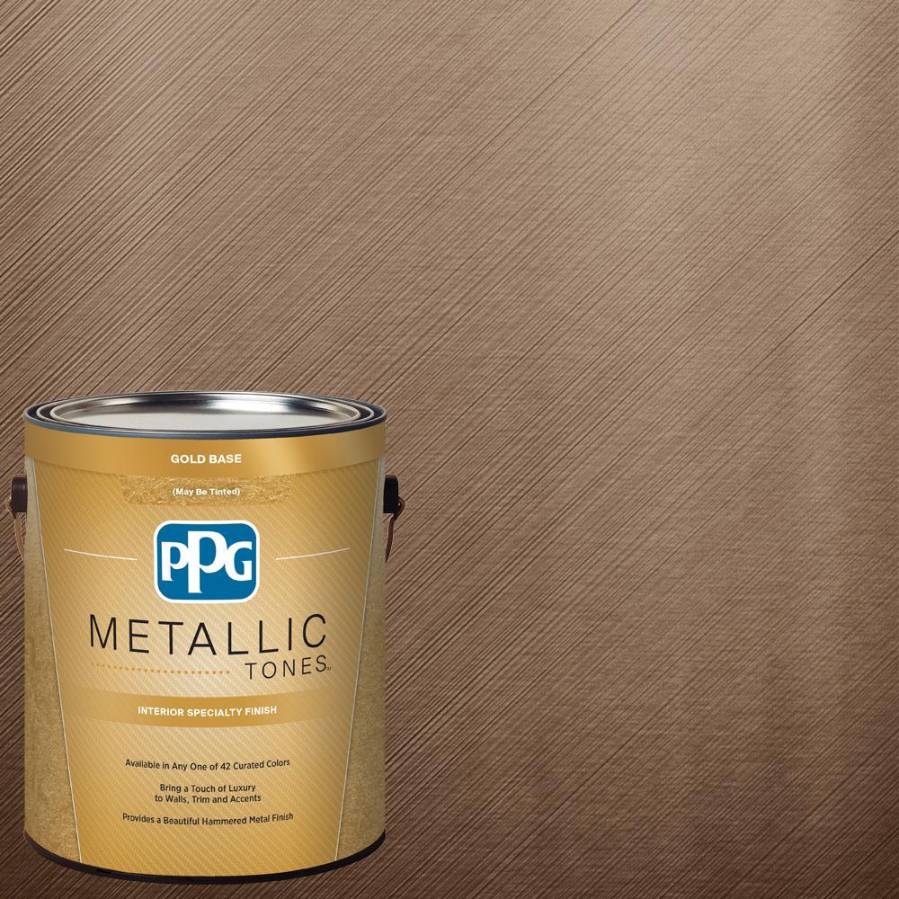 #MTL140 Bronzed Caramel Metallic Interior Specialty Finish Paint