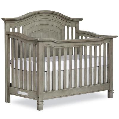Fairbanks Ash grey 5-in-1 Convertible Crib