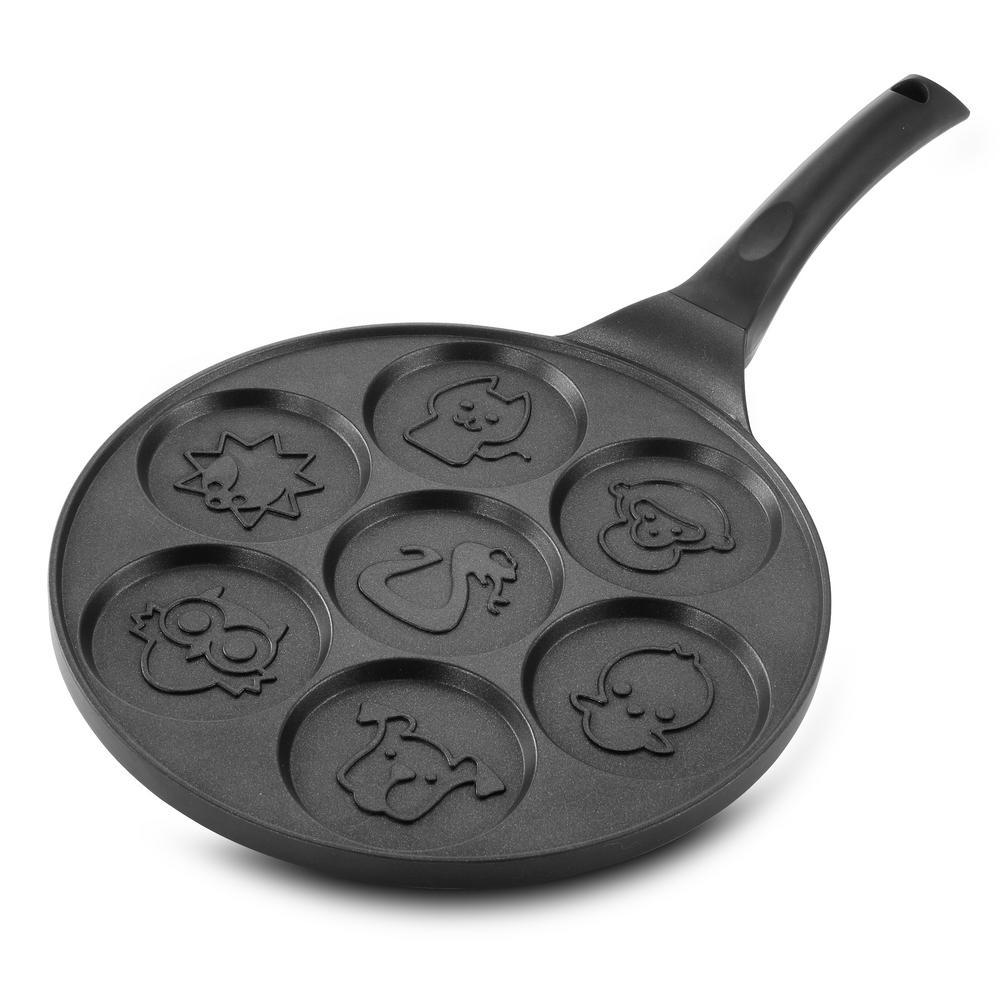 Fun Animal 7 Design Mini Pancake Maker