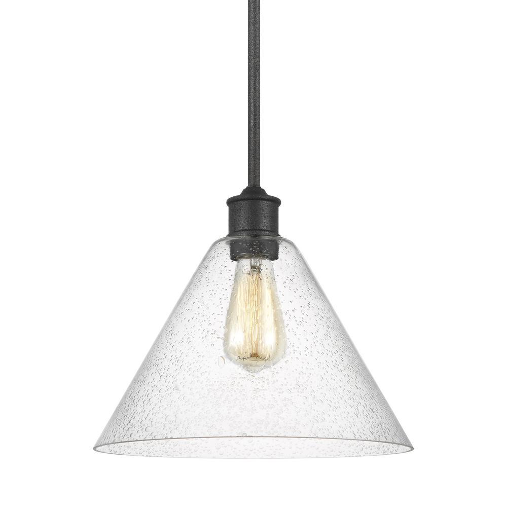 Morill 1-Light Blacksmith Pendant