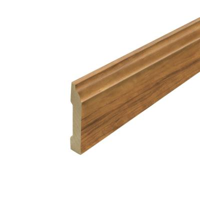 Applewood .62 in. Thick x 3.3 in. Wide x 94.5 in. Length Laminate Wallbase Molding