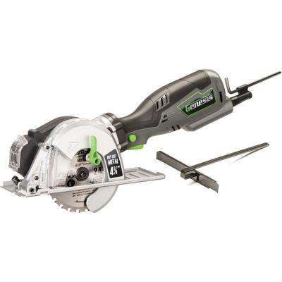 4-3/4 in. Control-Grip Compact Metal Cutting Saw