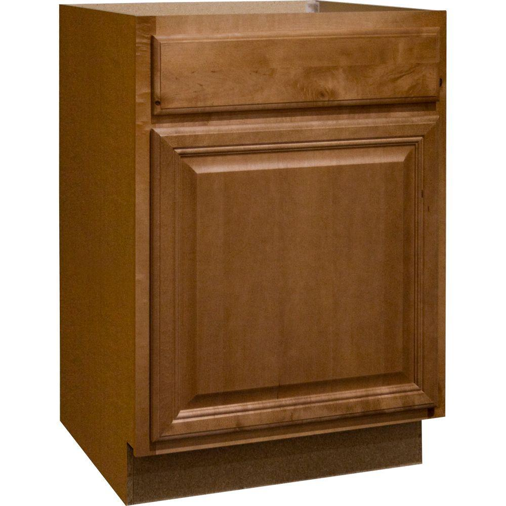 Assembled 24x34 5x24 In Drawer Base Kitchen Cabinet In: Hampton Bay Cambria Assembled 24x34.5x24 In. Base Kitchen