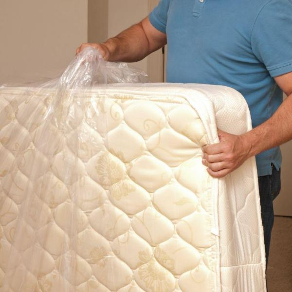 Queen And King Mattress Bag, Queen Size Bed Plastic Cover