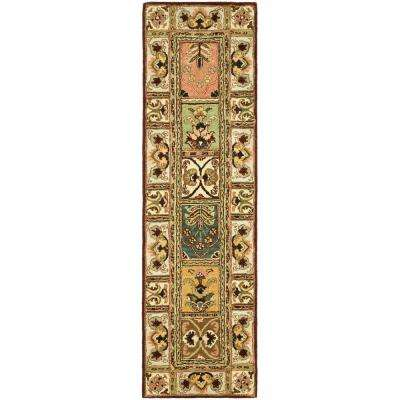 Classic Assorted 2 ft. x 18 ft. Runner