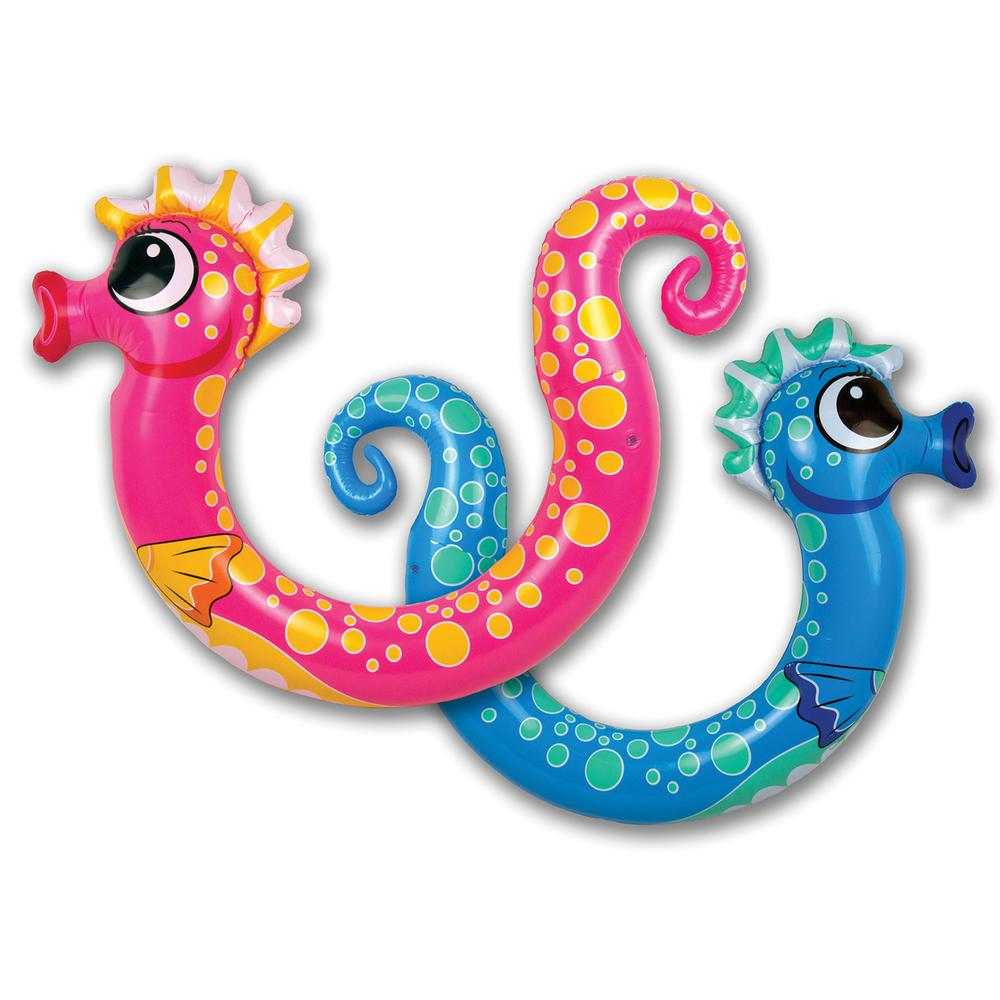 Seahorse Swimming Pool Float Noodle (2 Pack)