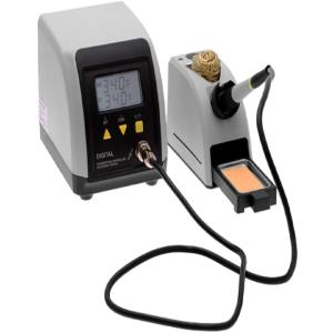 Aven 400 Series Soldering Station with LCD Display ESD Safe by Aven