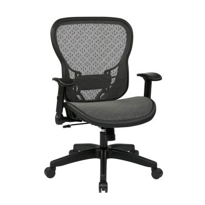Space Seating Deluxe R2 SpaceGrid Back and Seat with Flip Arms