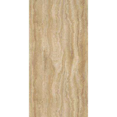 Allure Ultra 12 in. x 23.82 in. Aegean Travertine Ivory Luxury Vinyl Tile Flooring (19.8 sq. ft. / case)