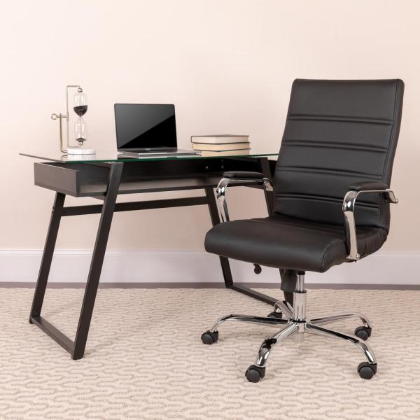 Flash Furniture Black Office/Desk Chair GO2286HBK
