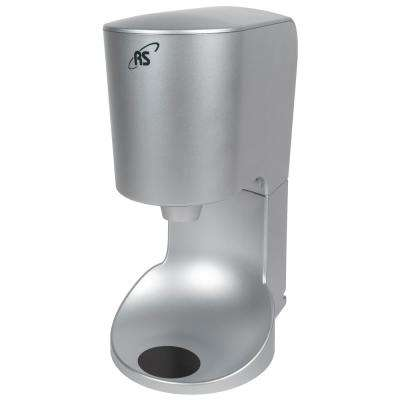Silver Personal Touchless Electric Hand Dryer