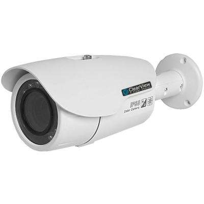Wired 700TVL Indoor/Outdoor IR Bullet Surveillance Camera with 2.8 - 12 mm Fixed Lens
