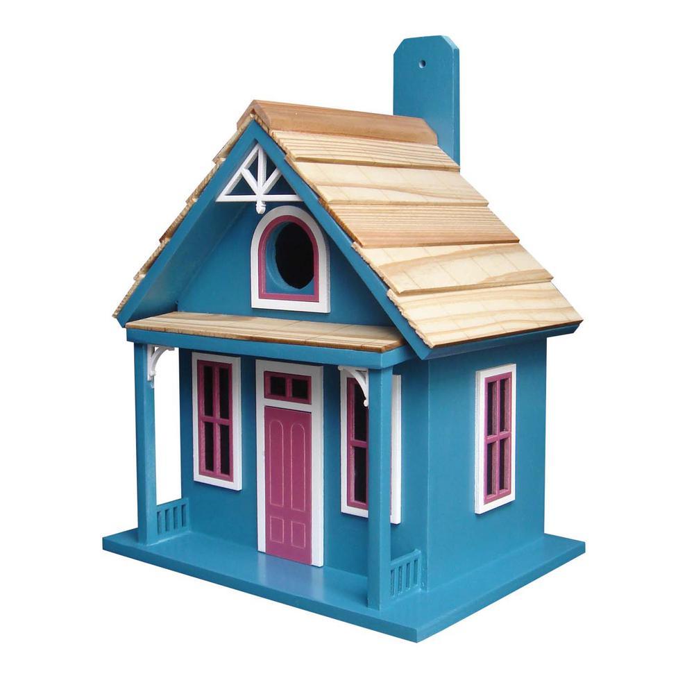 Santa Cruz Blue Cottage