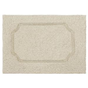 Click here to buy  Blossom Oatmeal 20 inch x 32 inch Premium Extra Plush Race Track Bath Rug.