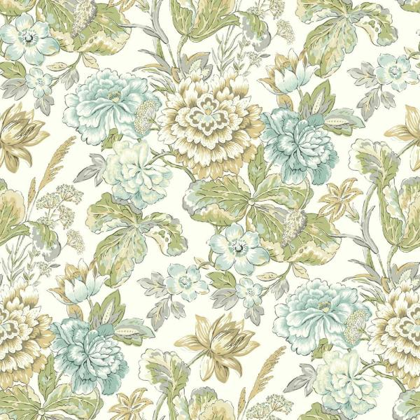 Waverly Classics II Sonnet Sublime Removable Wallpaper