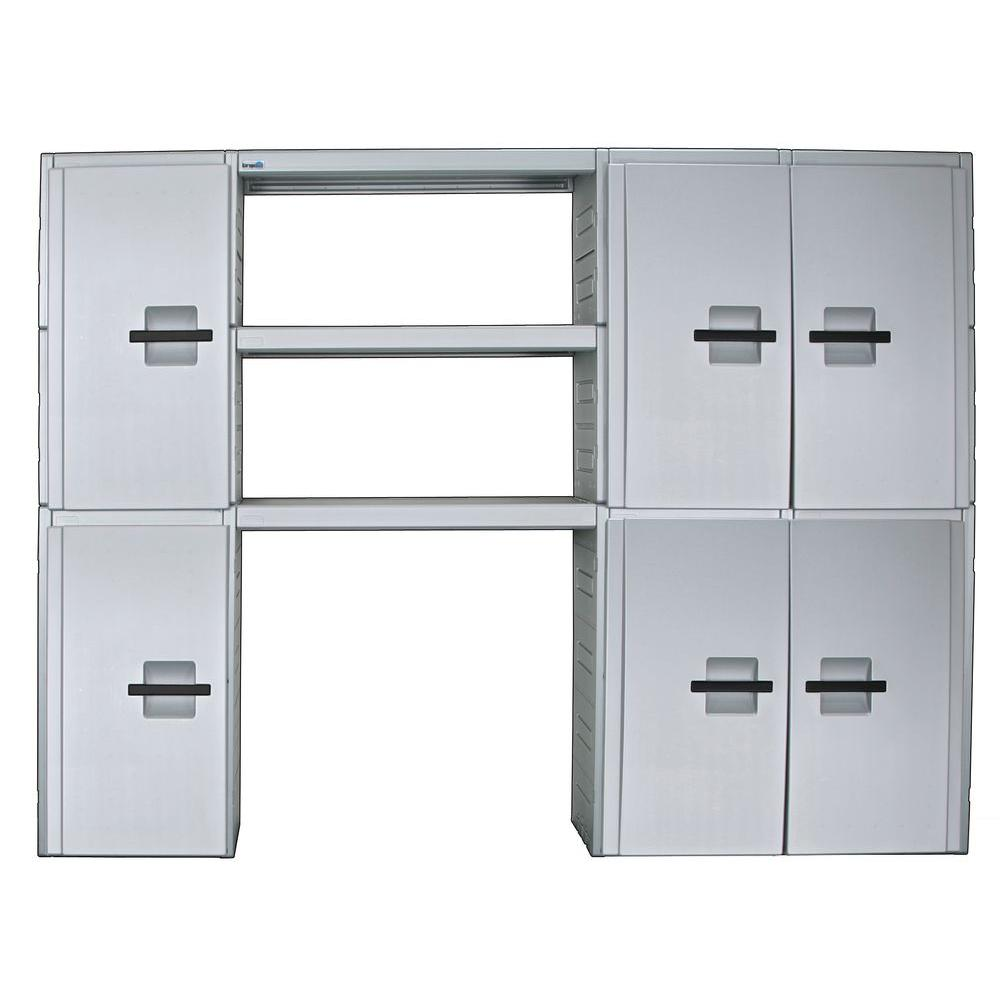 Inter-LOK Storage Systems 108 in. Wide Cabinet Storage System-DISCONTINUED