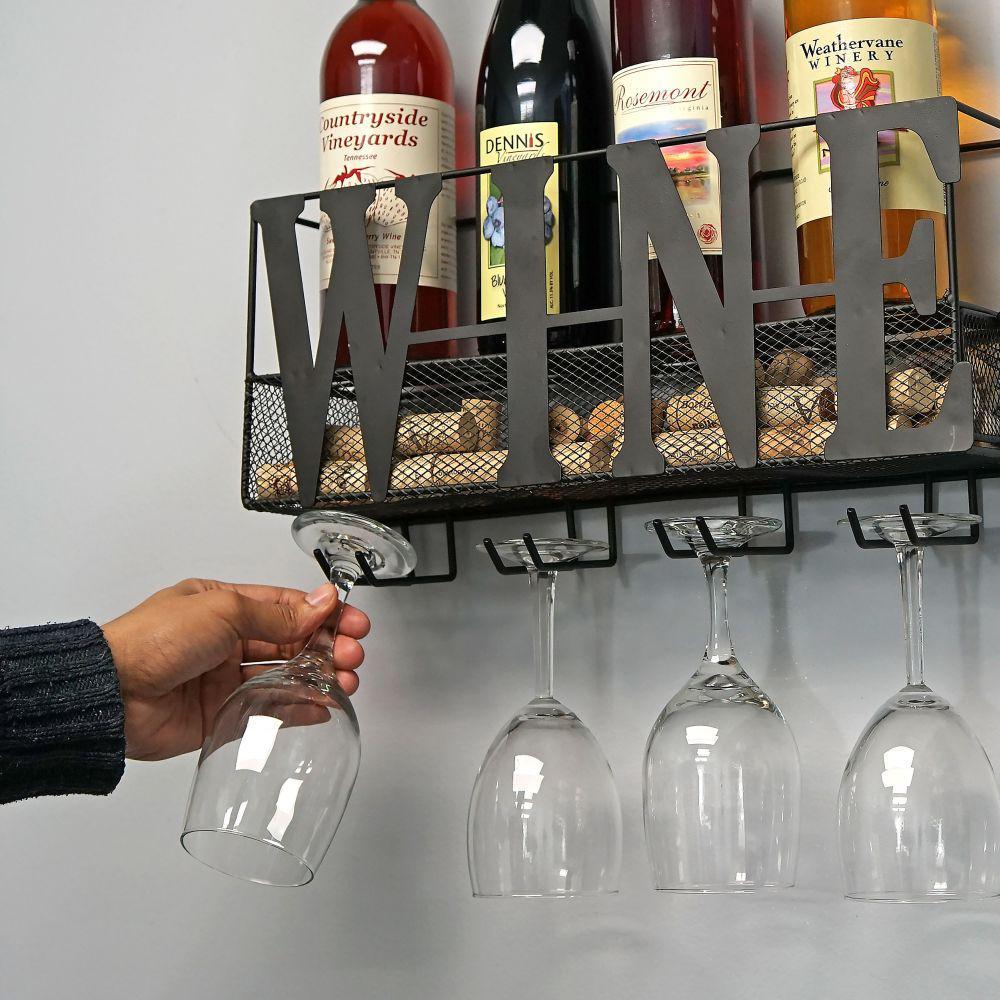 Wine Holder Rack