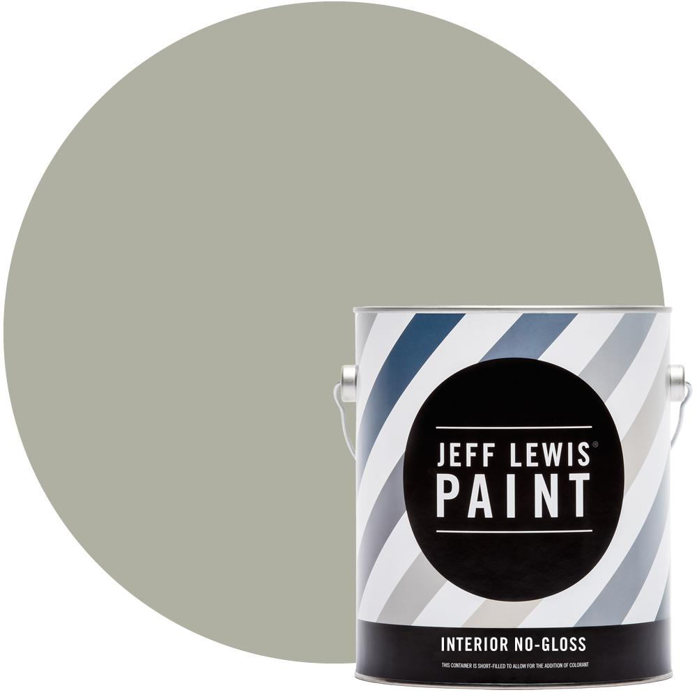 Jeff Lewis 1 gal. #213 Dune No Gloss Interior Paint