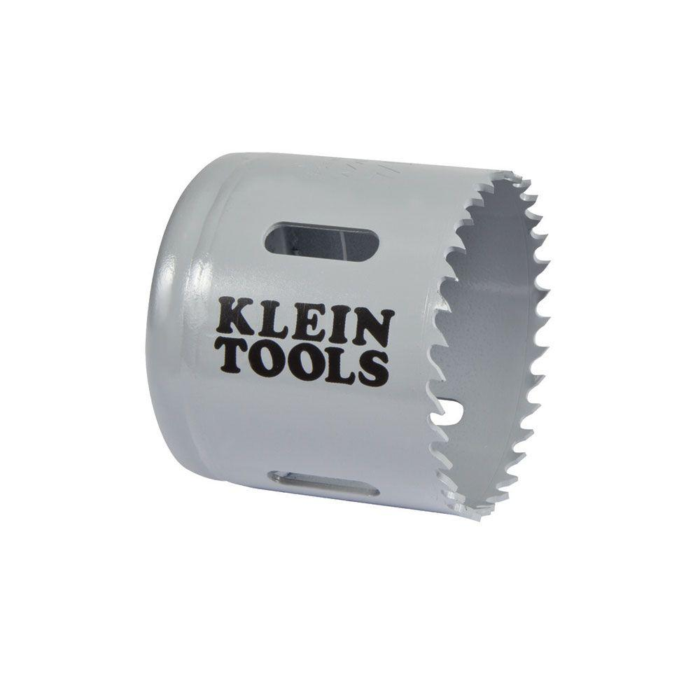 Klein Tools 2-1/8 in. Bi-Metal Hole Saw