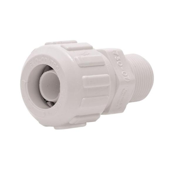 FloLock 3/4 in. PVC Compression Male Adapter