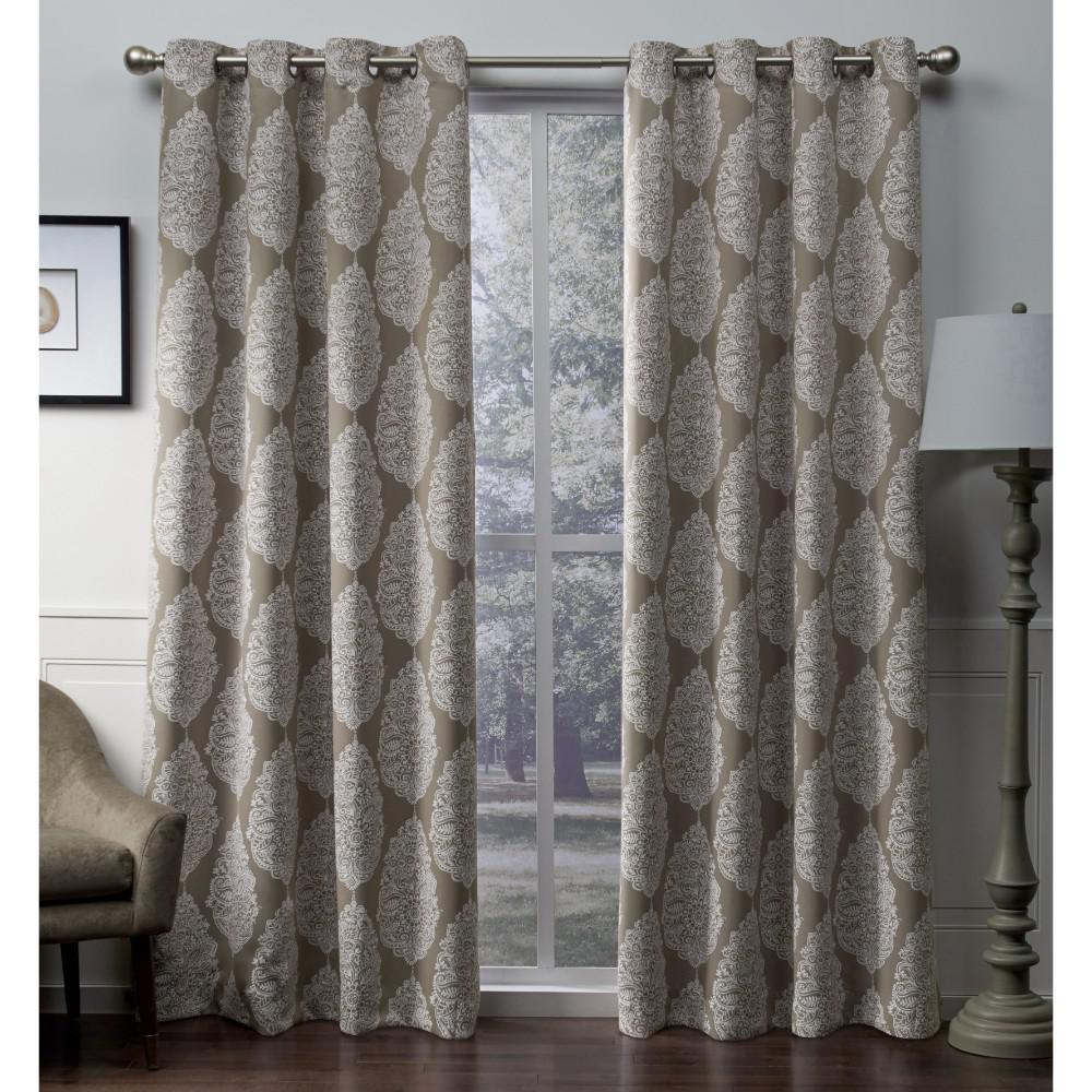 How To Sew Two Curtain Panels Together Oh Decor Curtain
