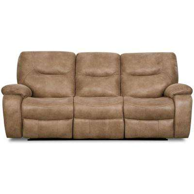 Homestead 3-Piece Sand Sofa, Loveseat and Recliner Living Set