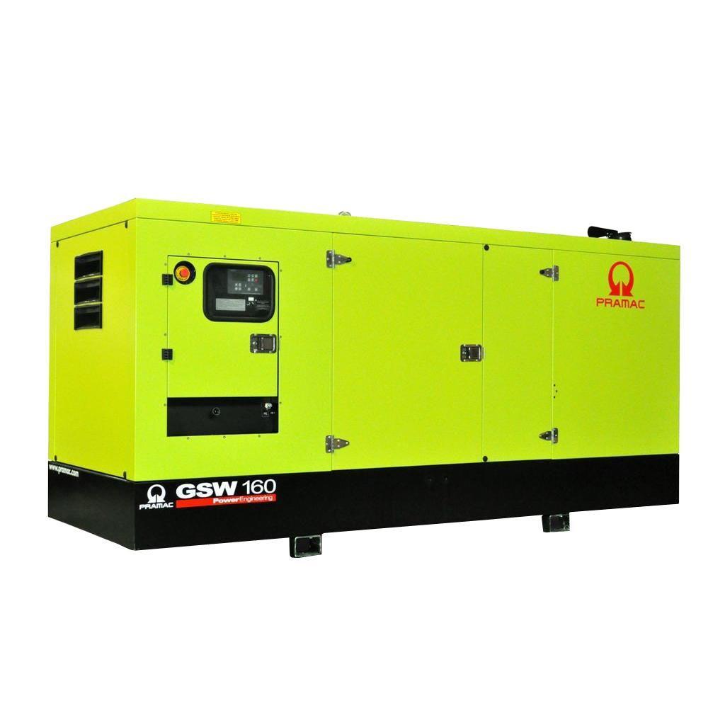 null 216,000-Watt 260-Amp Liquid Cooled Diesel Standby Generator