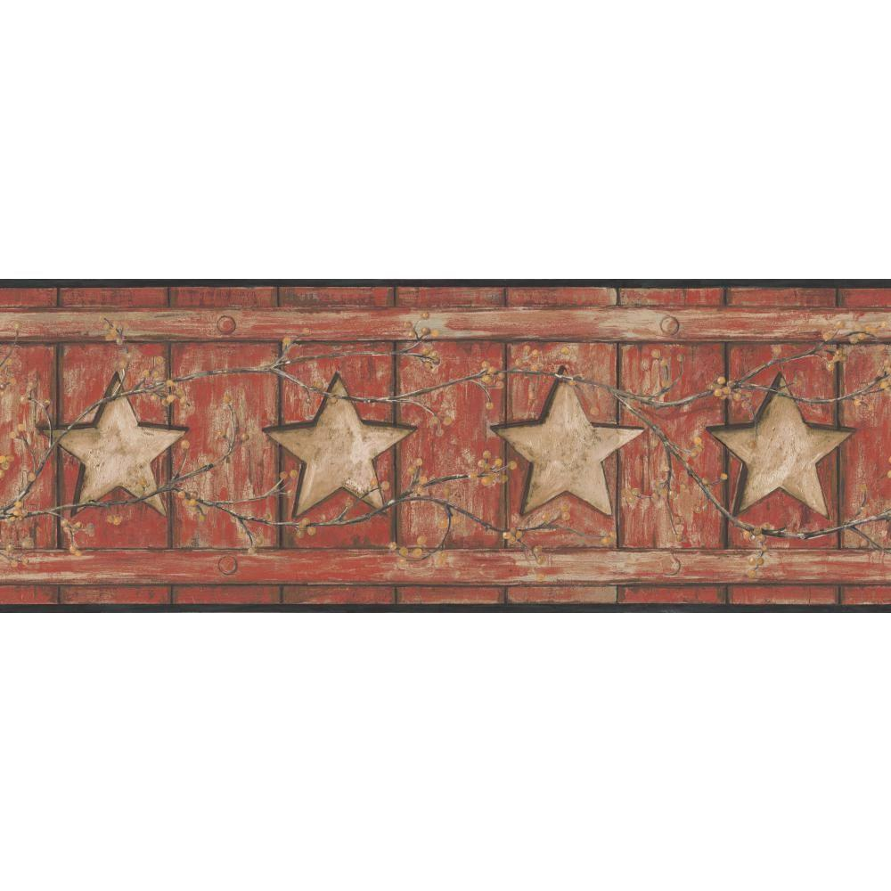 York Wallcoverings Best Of Country Country Plates