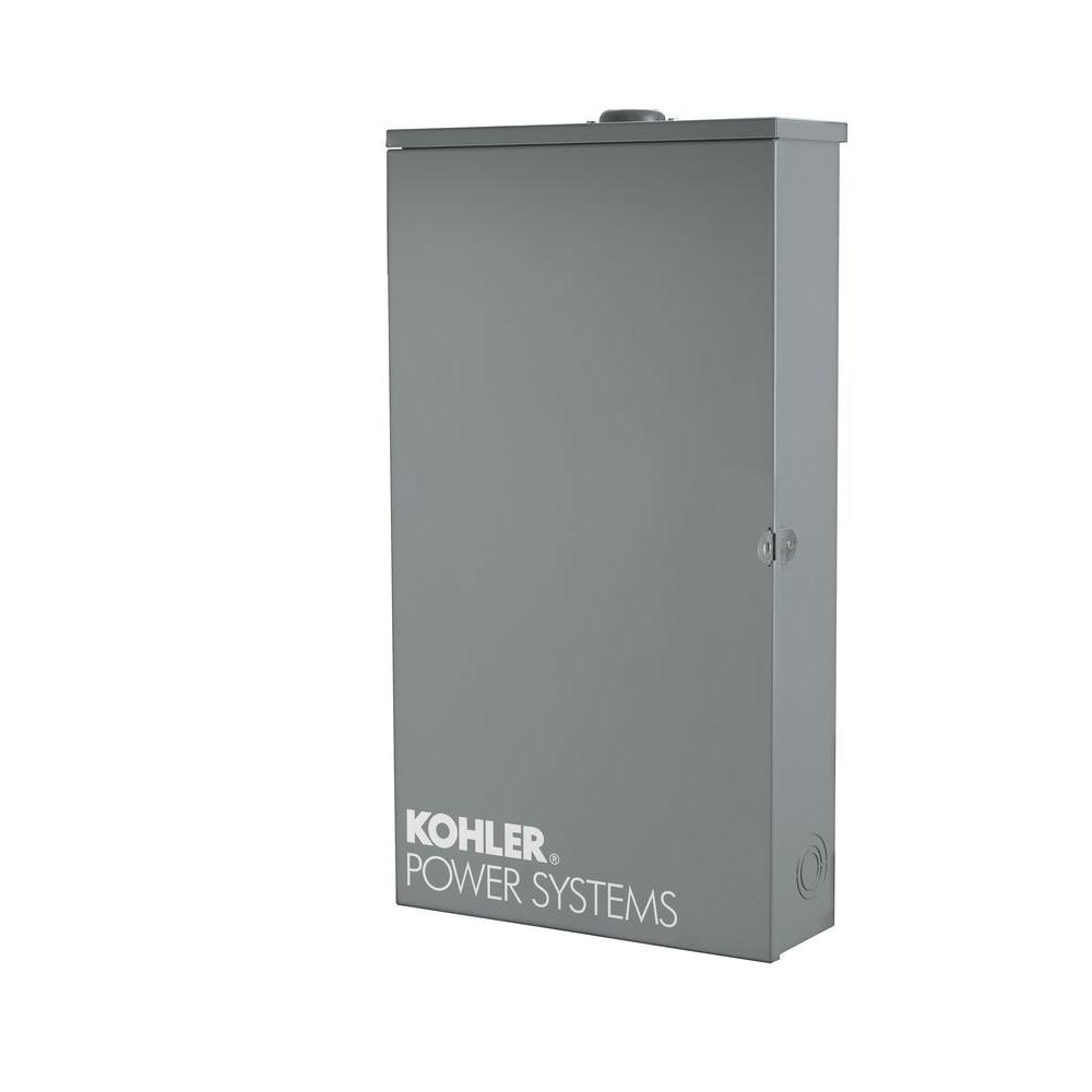 KOHLER 200-Amp Whole House Service Entrance Rated Automatic Transfer Switch-DISCONTINUED