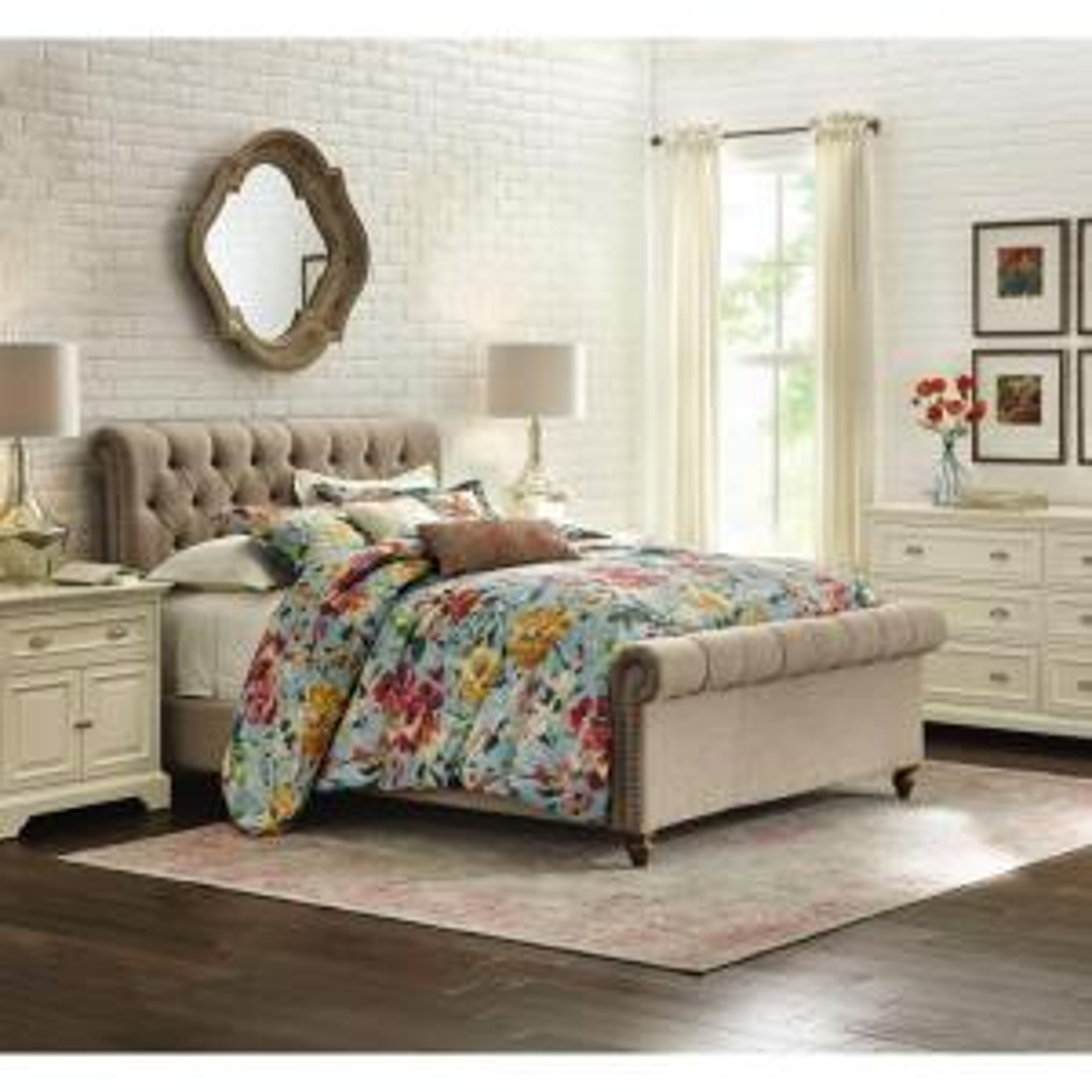 sadie matte pearl nightstand home decorators