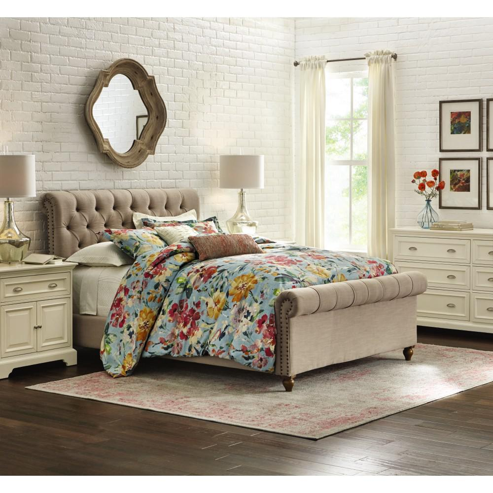 Home Decorators Furniture Reviews Part - 33: Home Decorators Collection Sadie Matte Pearl Nightstand. Write A Review