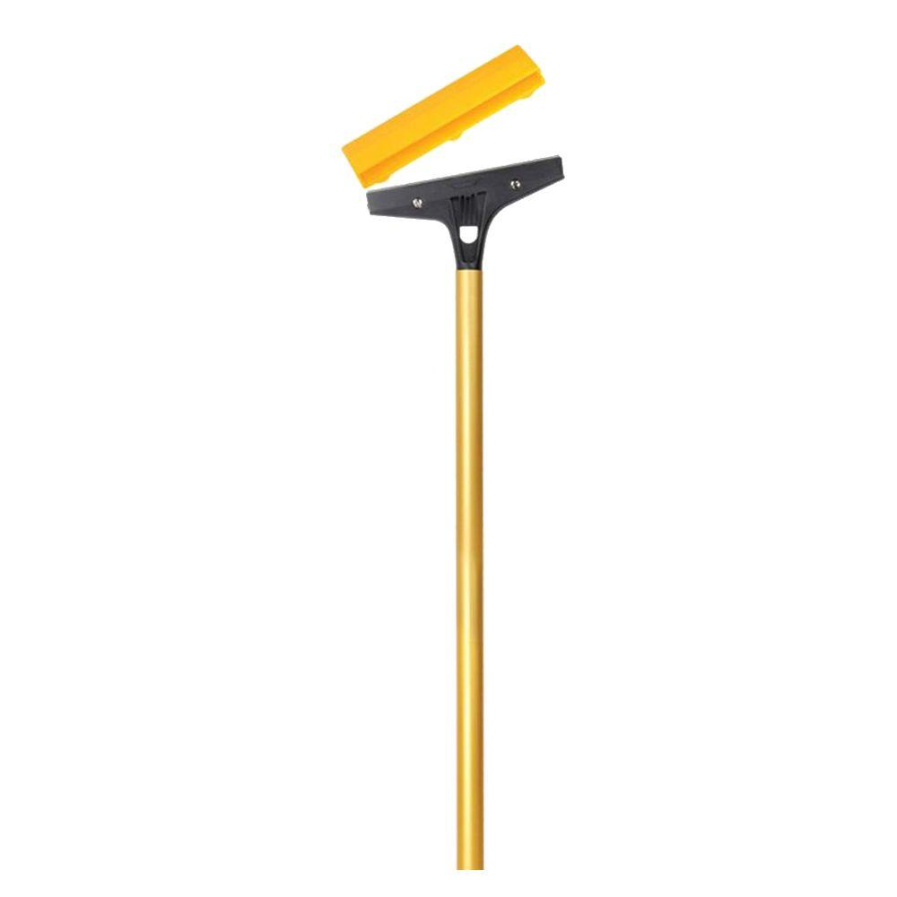 Ettore Heavy Duty Floor Scraper With In Handle The Home Depot - Heavy duty floor scraper home depot