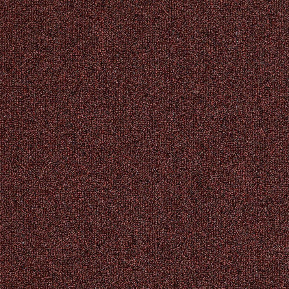 Carpet Sample - Soma Lake - In Color Blossom Texture 8 in. x 8 in.