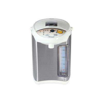 4.0 l (1 Gal.) Dual Dispense Speed Stainless Steel Electric Hot Water Warmer, Boiler and Dispenser with Night Light