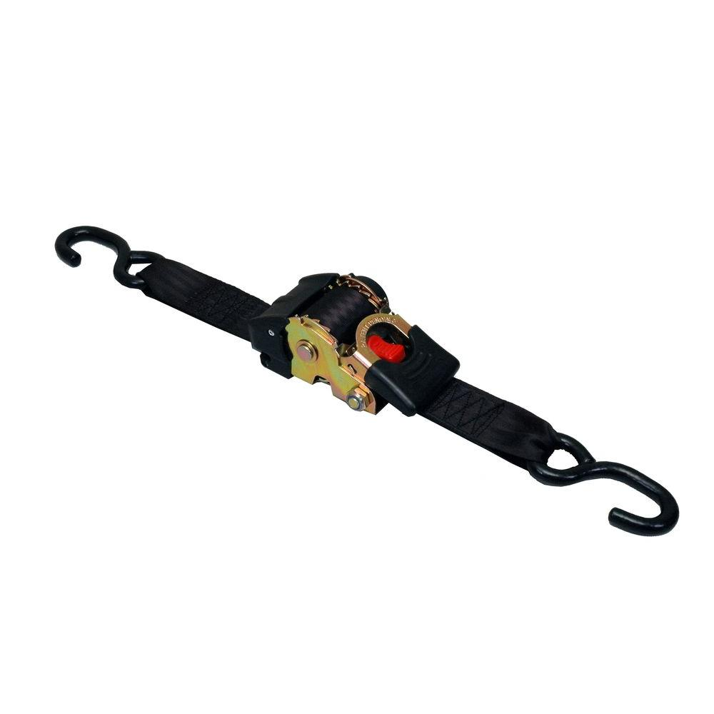 10 ft. x 2 in. Retractable Ratchet Tie-Down
