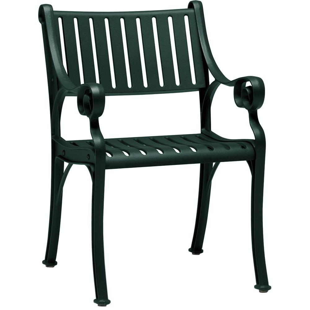 Tradewinds Terrace Hunter Commercial Patio Chair